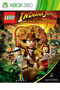 LEGO Indiana Jones: The Original Adventures for Xbox 360/Xbox One