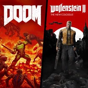 DOOM + Wolfenstein II Bundle Xbox One