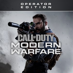 Call of Duty®: Modern Warfare® - Operator Edition Xbox One