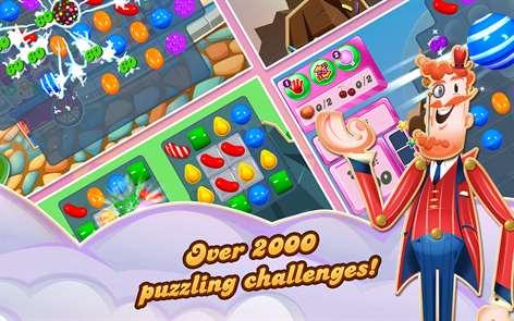 Candy Crush Saga Screenshots 2