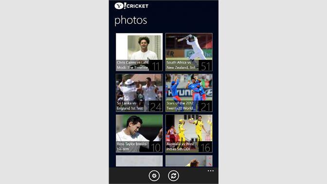 Get Yahoo! Cricket - Microsoft Store