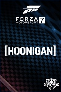 Forza Motorsport 7 Hoonigan Car Pack