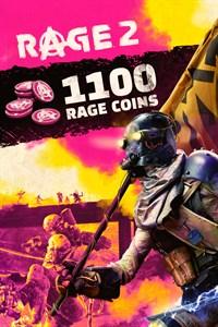 RAGE 2: 1100 RAGE Coins (PC)