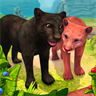 Panther Family Sim