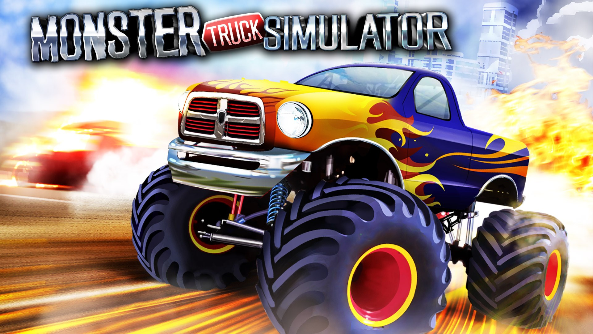 Monster Truck Simulator