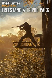 Carátula del juego theHunter: Call of the Wild - Treestand & Tripod Pack