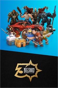 Coleção Comemorativa de 30 anos da Blizzard