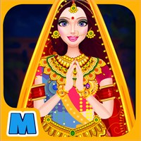 Get Rani Padmavati Indian Wedding Dressup Makeover Makeup Game