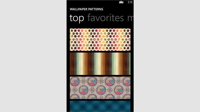 Get Wallpaper Patterns - Microsoft Store