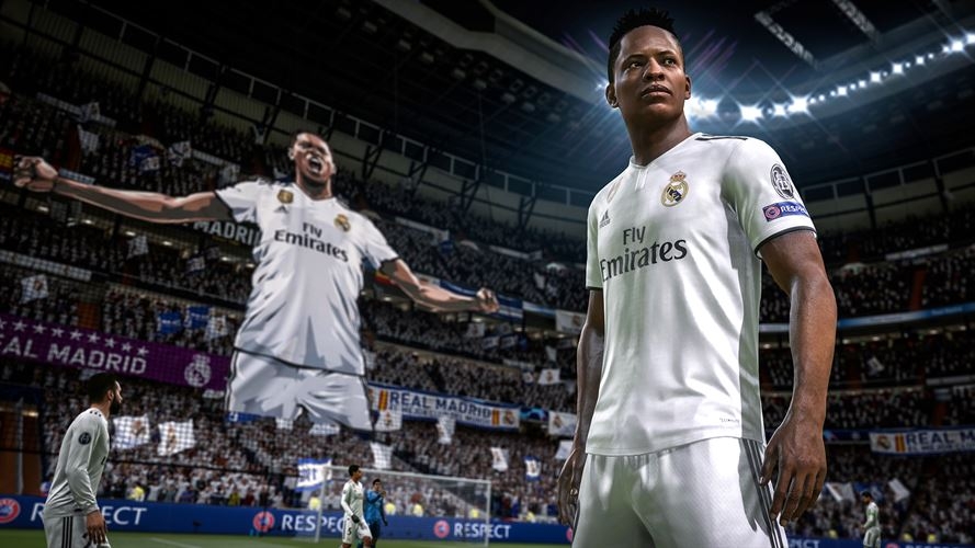 FIFA 19 Capture d'écran