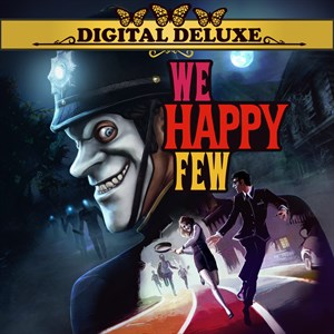 We Happy Few Digital Deluxe Xbox One