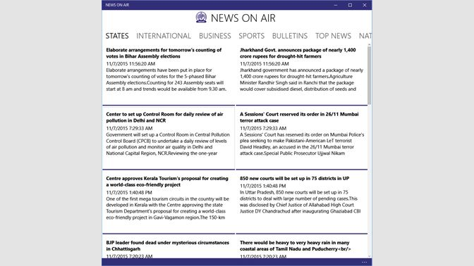 Get News On AIR - Microsoft Store