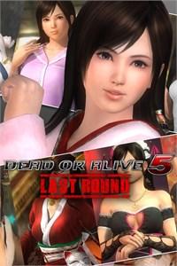 DOA5LR: Conteúdo Ultimate Kokoro