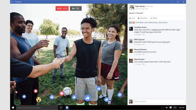 Get Facebook - Microsoft Store