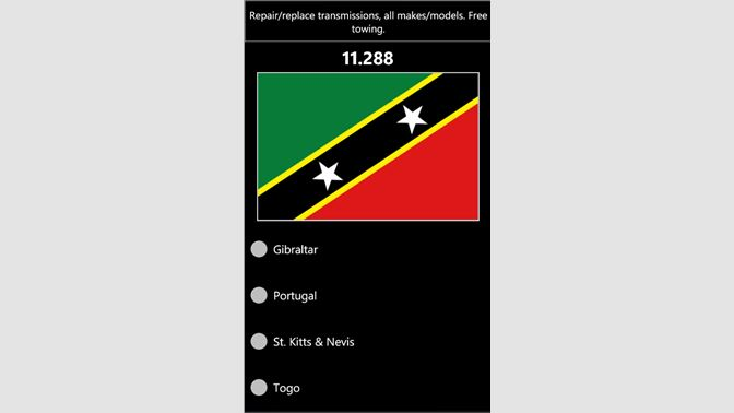 Get National Flags Quiz - Microsoft Store