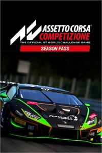 Carátula para el juego Assetto Corsa Competizione Season Pass de Xbox 360