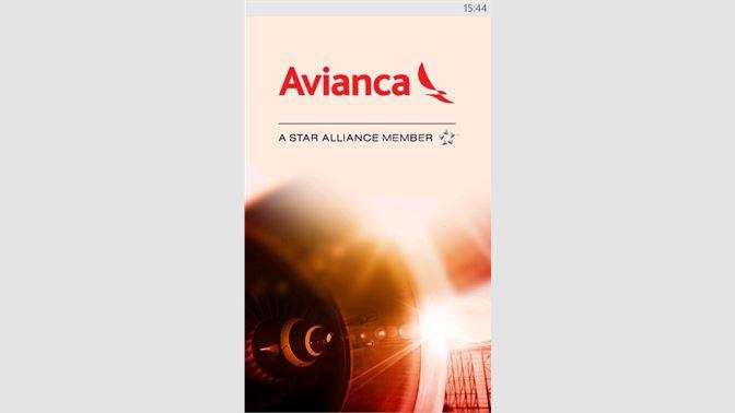 Get Avianca - Microsoft Store