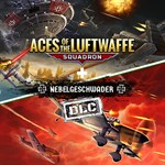 Aces of the Luftwaffe Squadron - Extended Edition Logo