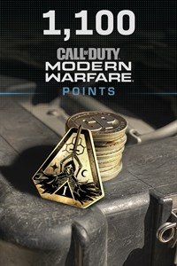 1,100 Call of Duty®: Modern Warfare® Points