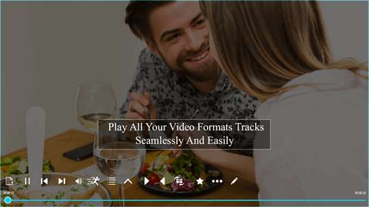 DVD Video Player & Movie Player - Play All Video Formats screenshot 1