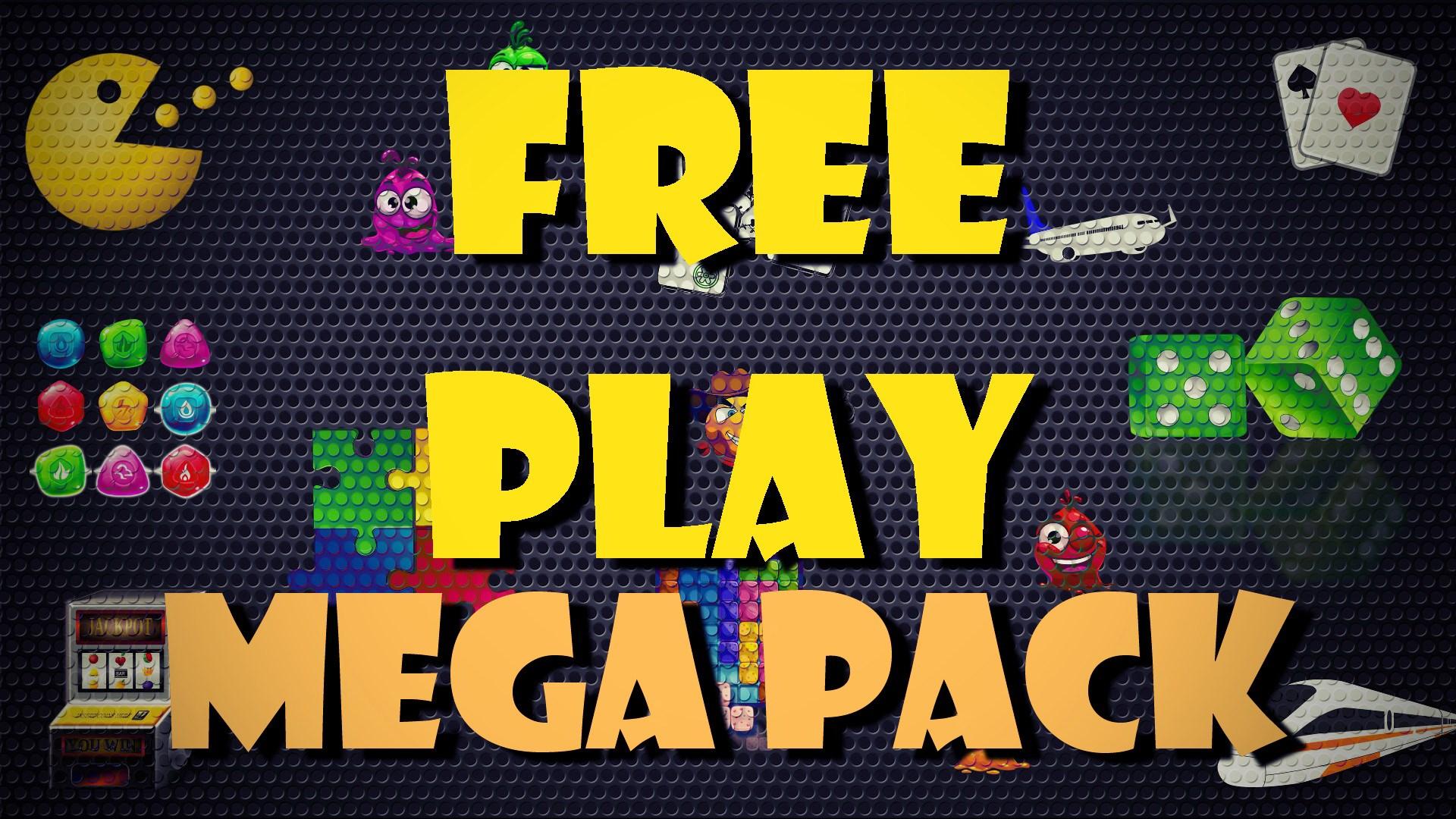 Get Free Play Mega Pack - Microsoft Store