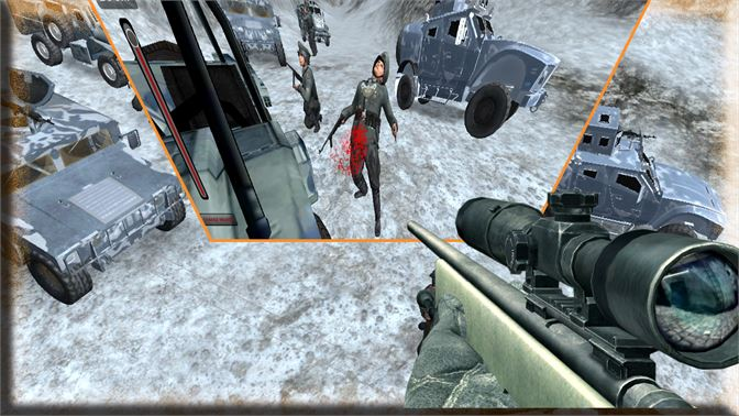 Get Mountain Sniper Shooter - Microsoft Store