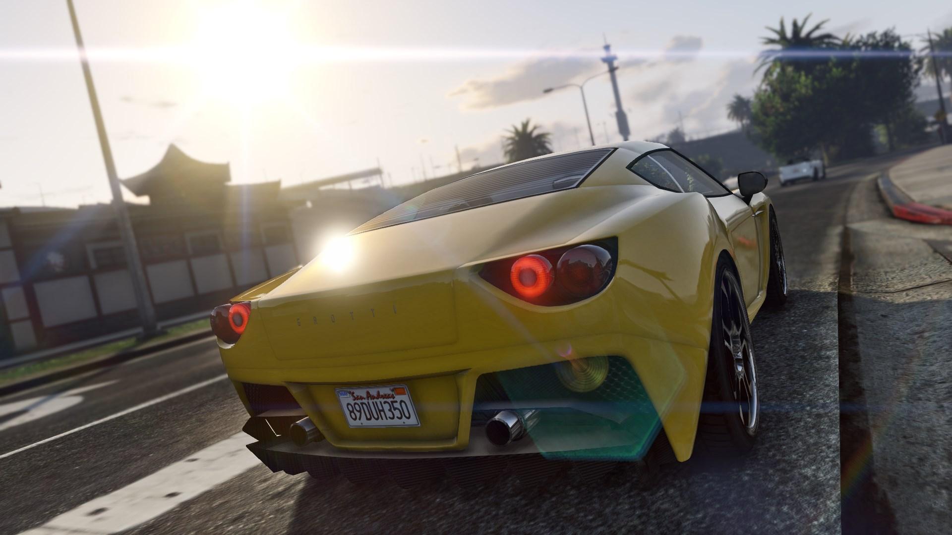 Скриншот №13 к Grand Theft Auto V Premium Edition