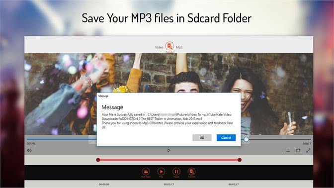 Get Video to Mp3 Converter, MP3 Video Converter - Microsoft