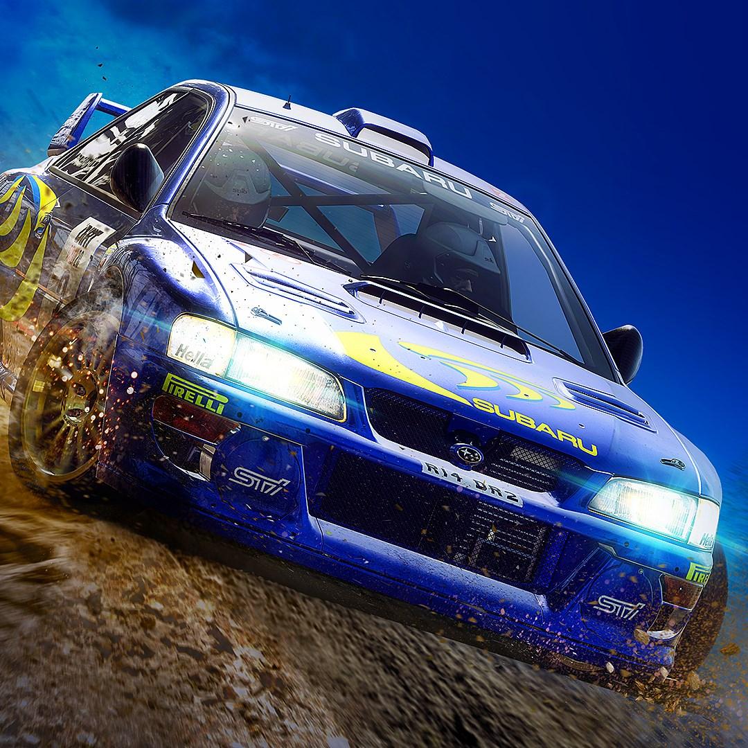 DiRT Rally 2.0 Windows