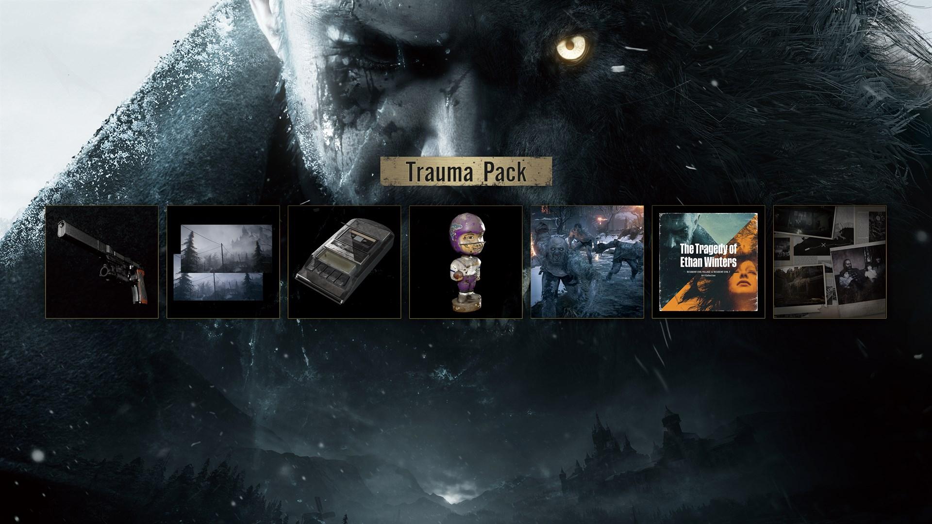 Trauma Pack