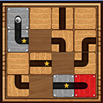 Roll The Ball - Slide Puzzle Game