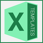 Templates for MS Excel Logo