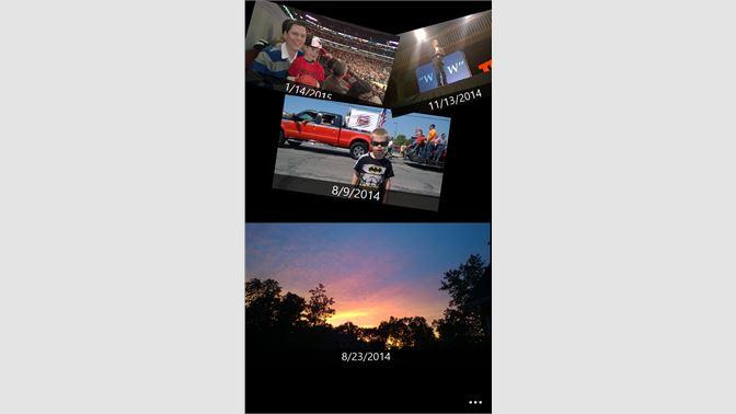 Get My Memories Interactive Slideshow - Microsoft Store