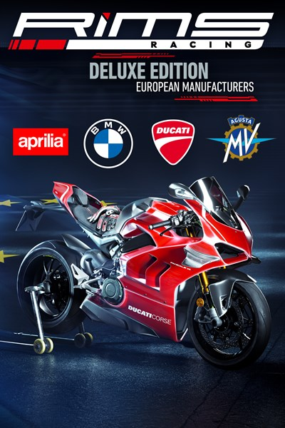 RiMS Racing - European Manufacturers Deluxe Pre-order Edition Xbox Series X|S