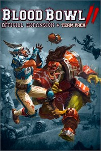 Carátula para el juego Blood Bowl 2: Official Expansion + Team Pack de Xbox 360