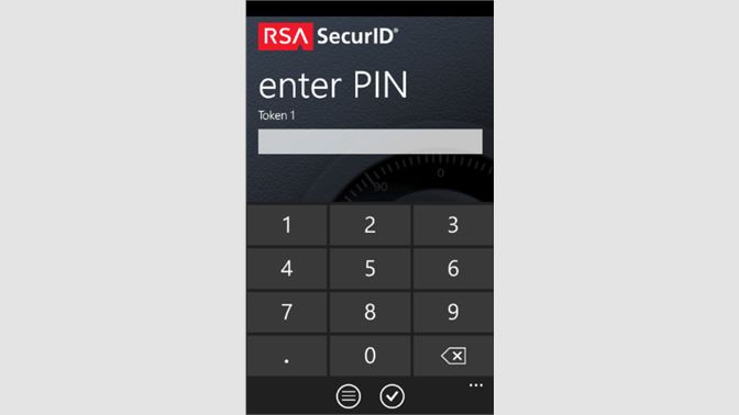 Get RSA SecurID - Microsoft Store