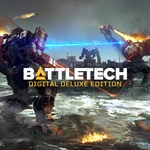 BATTLETECH Digital Deluxe Edition Logo