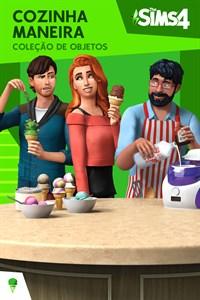 The Sims™ 4 Cozinha Maneira Coleção de Objetos