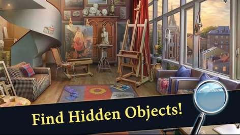Hidden Objects: Mystery Society HD Screenshots 1