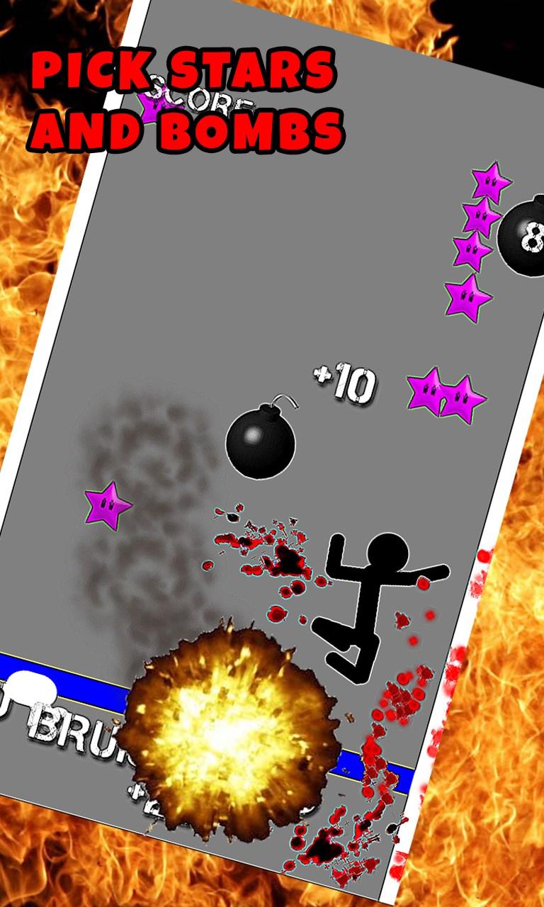 Stickman VS Bombs