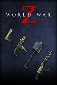 Carátula del juego World War Z - Lobo Weapon Pack