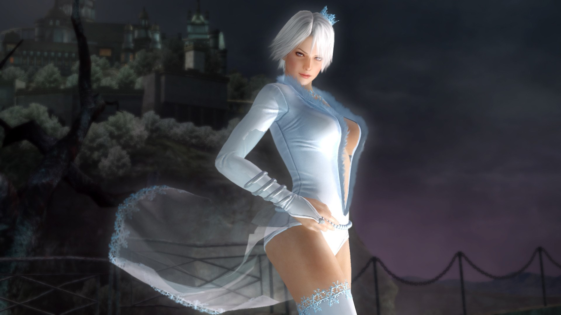 DOA5LR Christie Halloween Costume 2015