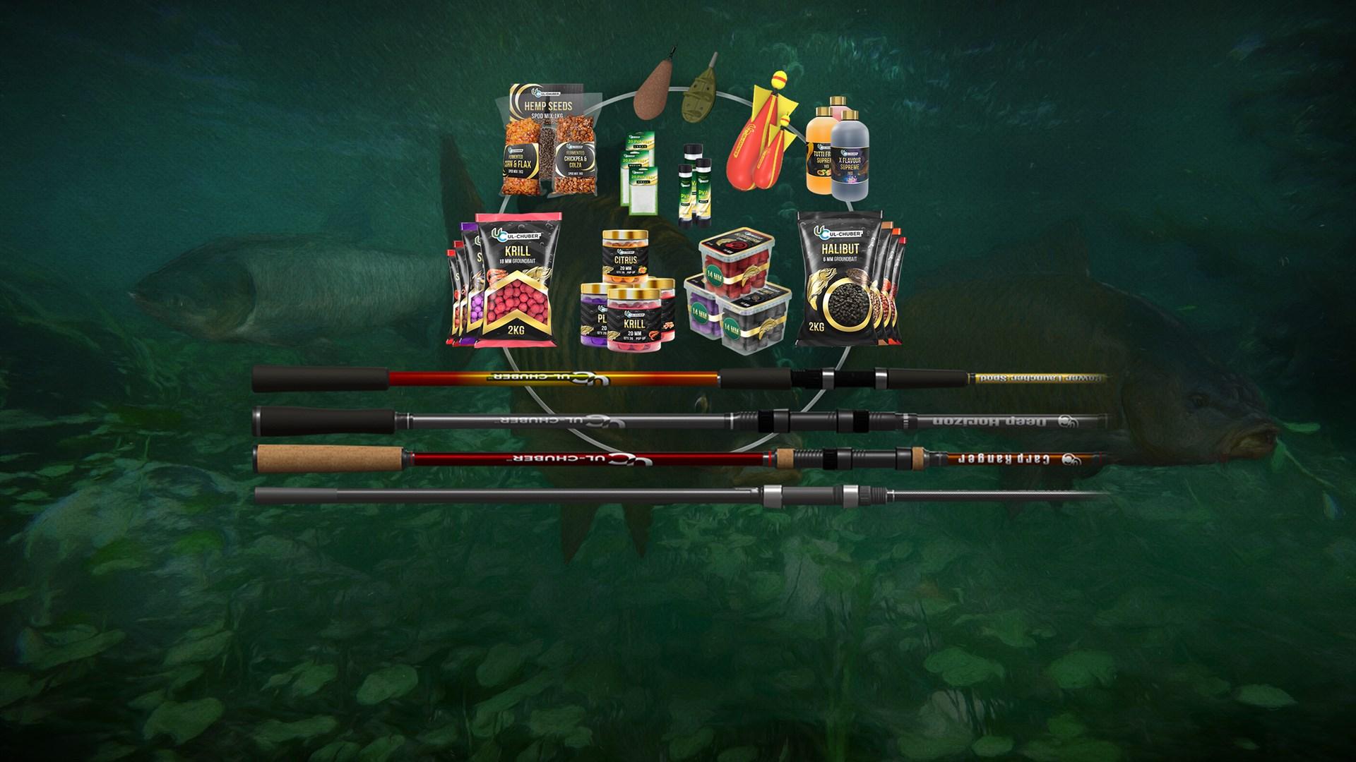 Fishing Planet: Carp Lord Pack
