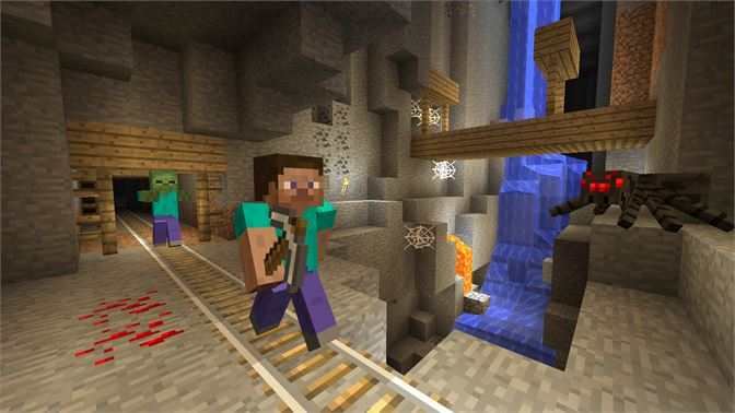 Buy Minecraft Starter Collection - Microsoft Store