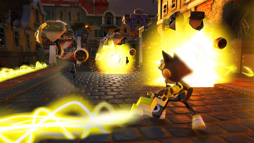 SONIC FORCES™ Digital Standard Edition Screenshot