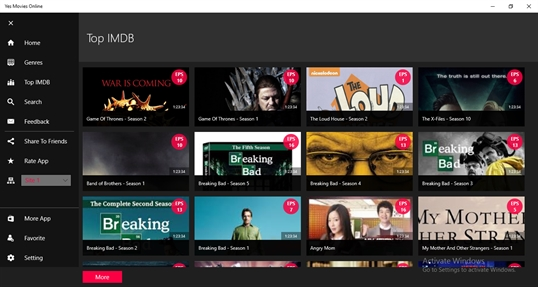 YES Movies Online for Windows 10 PC Free Download - Best ...