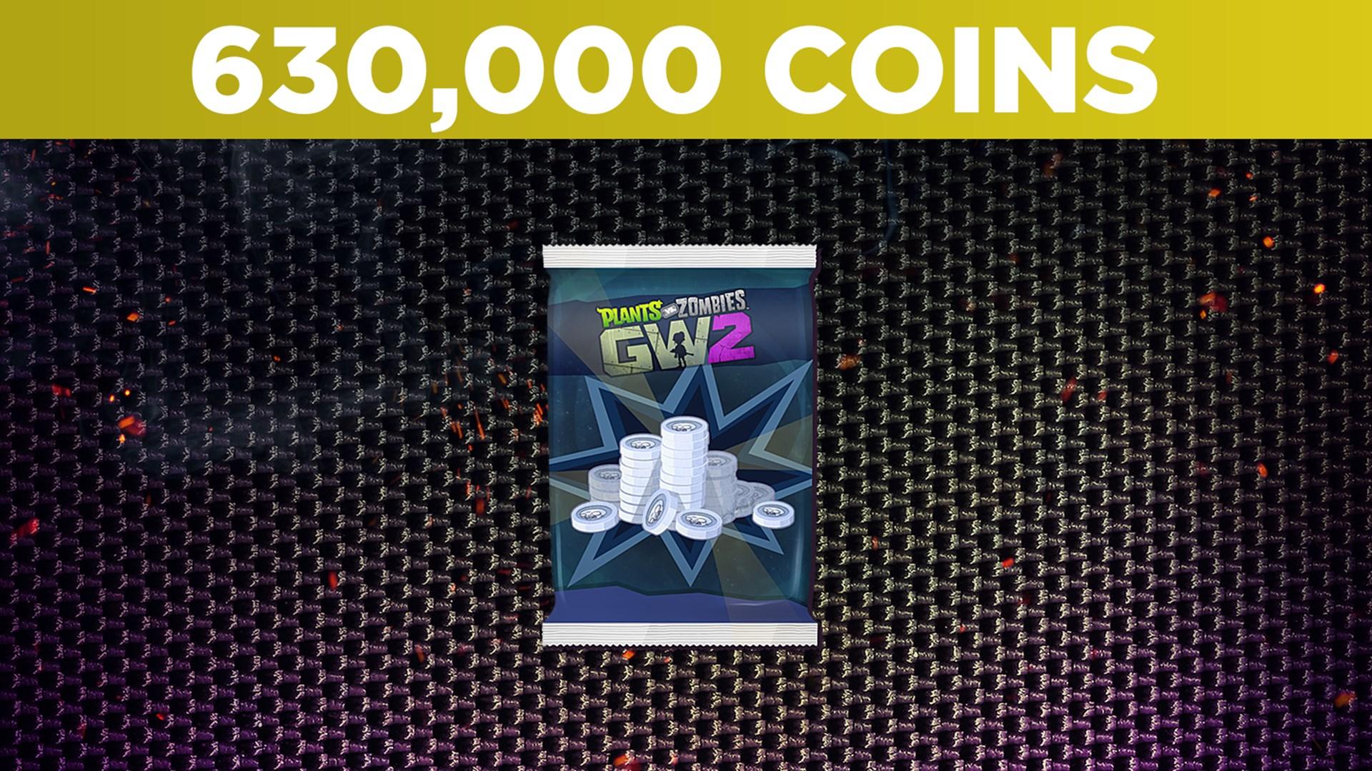 Plants vs. Zombies™ Garden Warfare 2: 630,000 Epic Coins Pack
