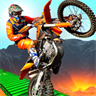 X Trial Motor Bike Race