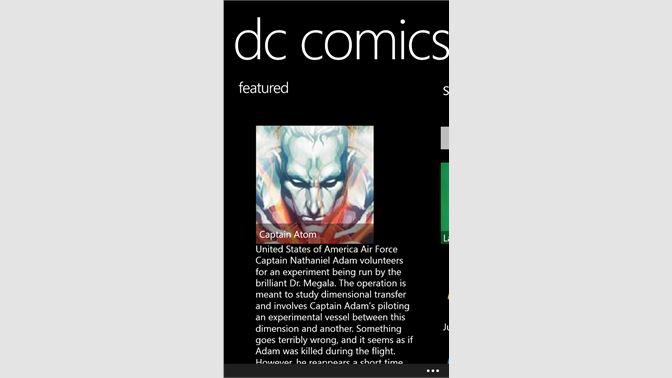 Get DC Comics Almanac - Microsoft Store