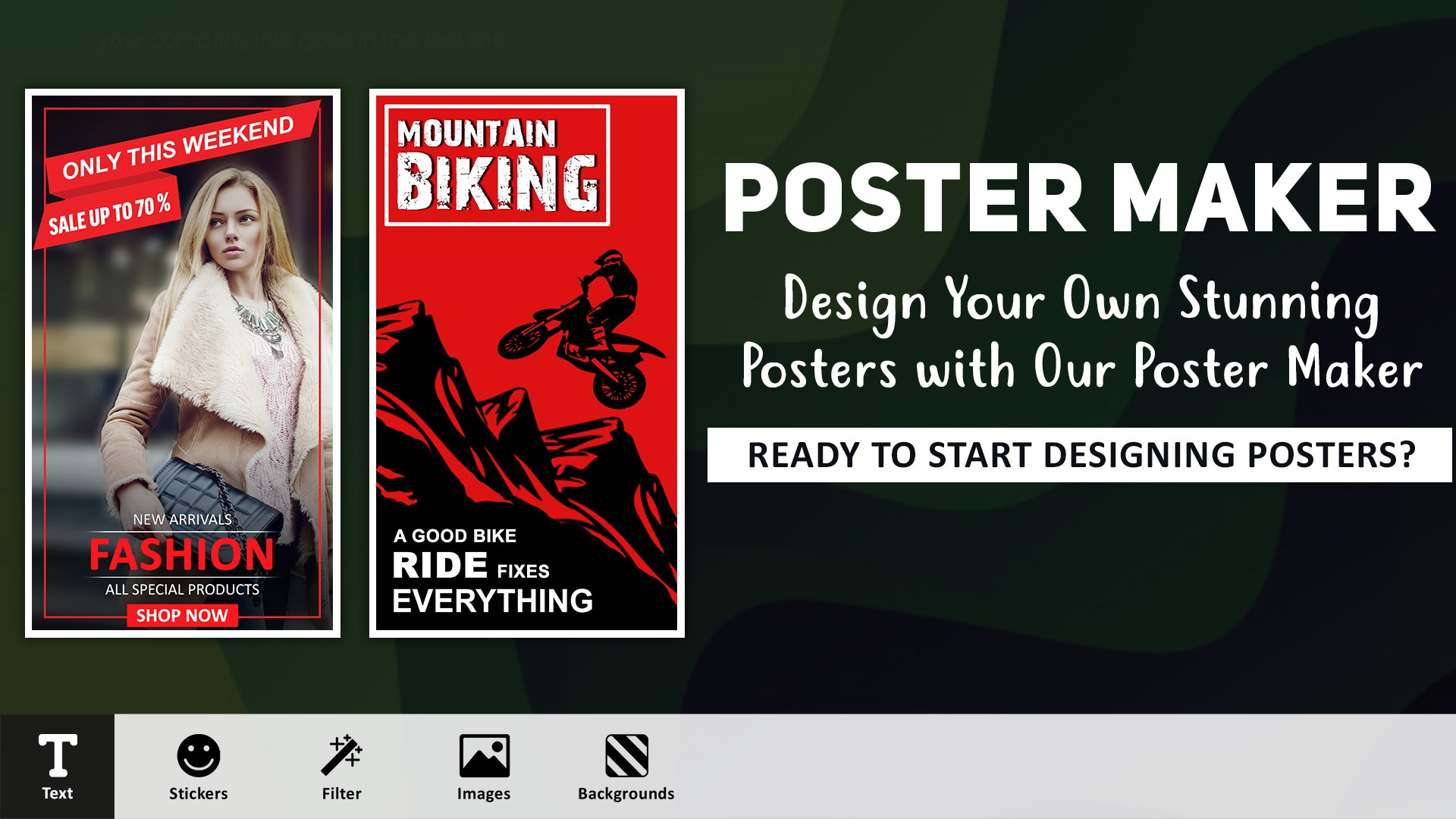 get poster maker flyer designer ads page designer microsoft store